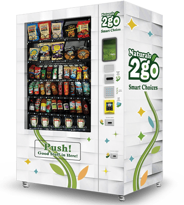 Naturally Better Vending