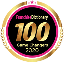 Franchise Dictionary 100 Game Changers 2020 Award